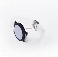 RFID plastic wristband