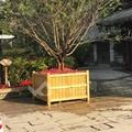 防腐木花盆 2