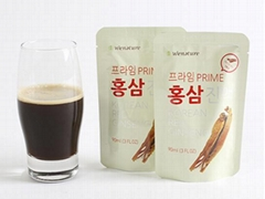 RED GINSENG Juice