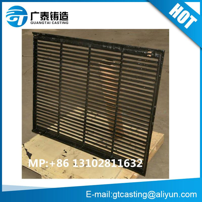 ductile cast iron pig floor grating 1