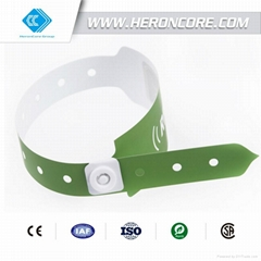 RFID Disposable Coated Paper Wristband
