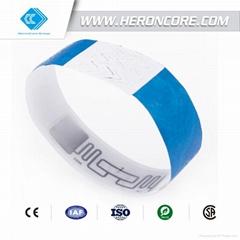 RFID Disposable Tyvek Wr