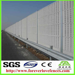 China supplier good quality noise control barrier