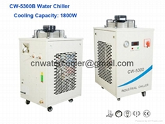Industrial Water Cooling Chiller CW-5300 Laser Chiller