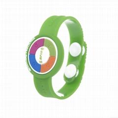 PVC Material RFID Wristband Bracelet