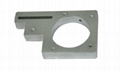 6061 Aluminum alloy CNC Work Piece