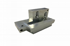 Aluminum CNC Work Piece