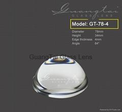工礦燈光學透鏡供應商(GT-78-4)