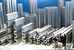 6061 t6 t-slot aluminium extrusion for camement window