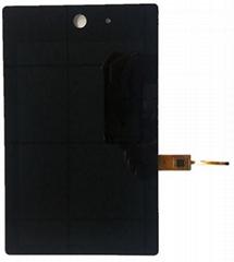 京东方10.1寸mipi竖屏800*1280ips应用于人脸识别液晶显示屏