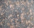 Tan Brown Granite Slabs and Tiles Brown