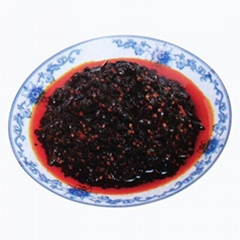 Spicy fermented bean