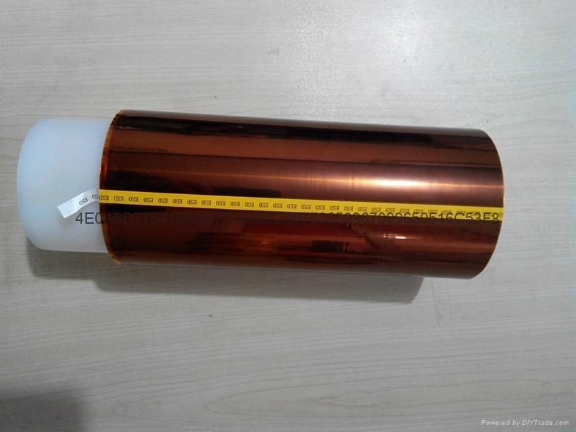 K8258E防靜電高溫膠帶