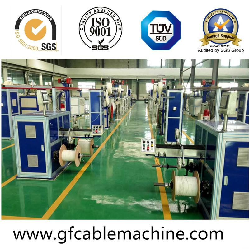 50mm Soft Optical Fiber Cable Sheath Production Line-Optical Cable Equipment 2