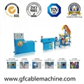 High Speed Automatic Cable Wire Coiling