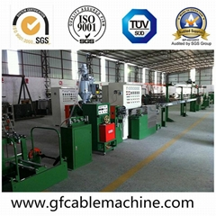 Plastic Electric Wire Cable Making Extrusion Equipment