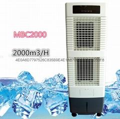 必升蒸发式移动冷风机环保空调工厂商场专用厂家直销