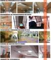 高溫瑜伽電熱幕走廊網吧專用廠家直銷 4