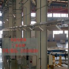 曲波型陶瓷輻射采暖器 學校專用設備SRJF-8