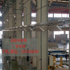 曲波型陶瓷辐射采暖器 学校专用设备SRJF-8