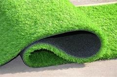 30mm加密人造草坪幼儿園展廳專用
