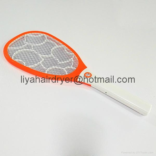CE/RoHS approval 2 Battery Operated Electric Mosquito Swatter Wholesale 1