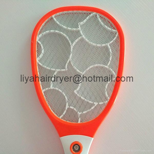 CE/RoHS approval 2 Battery Operated Electric Mosquito Swatter Wholesale 2