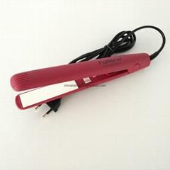 Private Label Flat Iron Titanium Hair Straightener