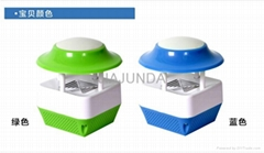 USB touch function mosquito killing lamp