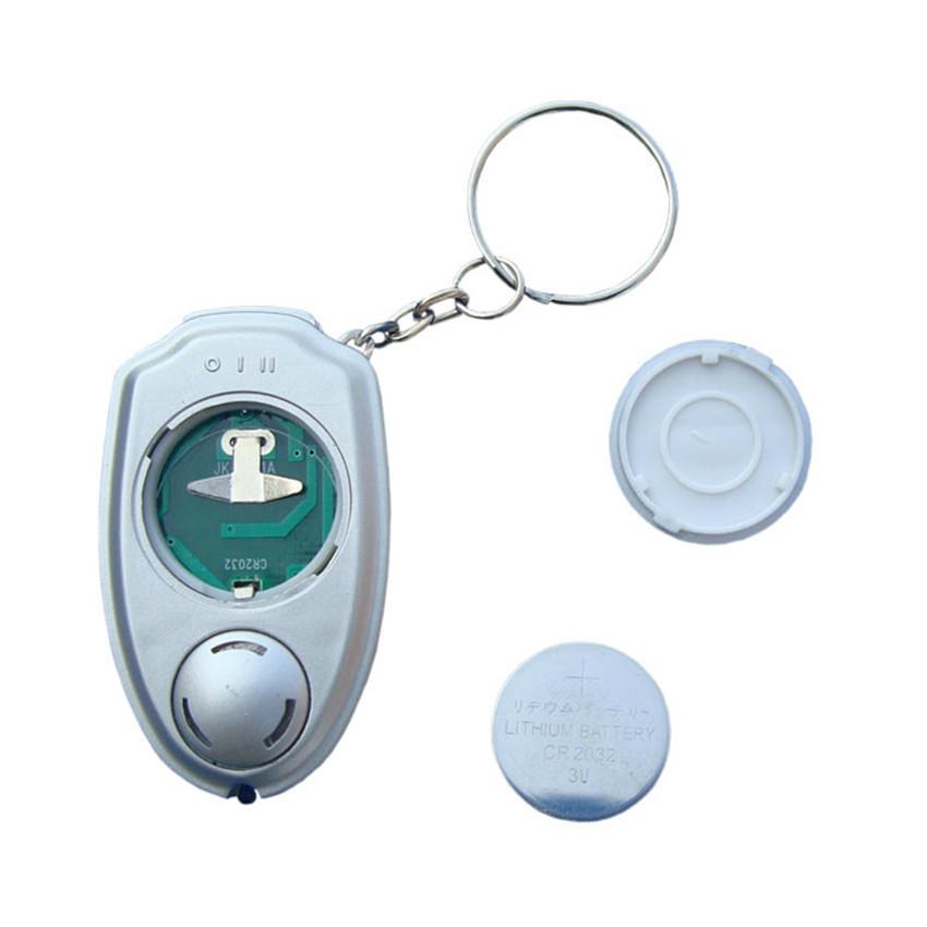 外贸超声波电子驱蚊器钥匙扣迷你驱蚊器便携式户外声波电子驱蚊器 3