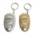 外贸超声波电子驱蚊器钥匙扣迷你驱蚊器便携式户外声波电子驱蚊器 2