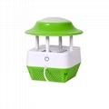 USB電子誘蚊滅蚊器&LED暖光夜燈 2