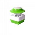 USB電子誘蚊滅蚊器&LED暖光夜燈 3