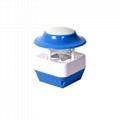 USB電子誘蚊滅蚊器&LED暖光夜燈 4
