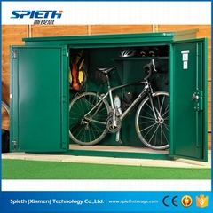 China Factory Customized Cheap Price Outdoor Bike Storage Shed