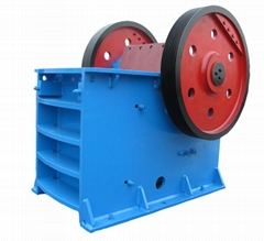 Mining Machinery Jaw Stone Crusher for Aggregate Production Line