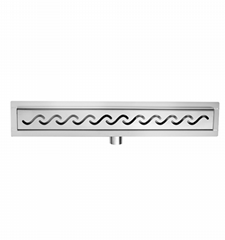 bathroom linear shower floor drain