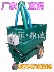 上海蛋雞上料喂料車
