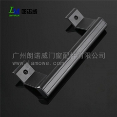 Best Selling Good Price Black Aluminum Alloy Aluminum Door Handle for Sliding Do