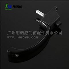 Best Selling Good Price Black Aluminum
