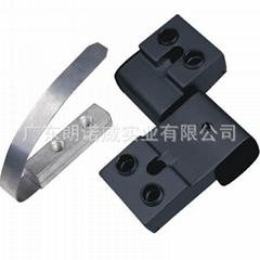 Wholesale Good Price Black Aluminium Hinge for Doors and Windows