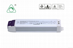36-50W 可控硅面板灯筒灯调光驱动电源