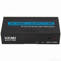 HDMI 1x2 Splitter 1.4V