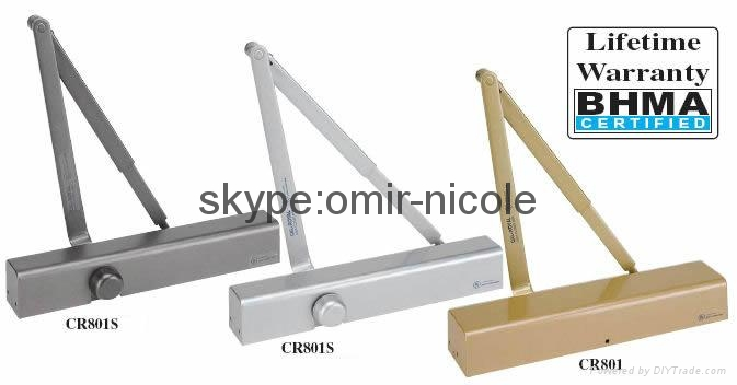 Cheap Door Closer Floor spring 3