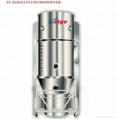 FL-C Series 120C fluid bed dryer for fertilizer granulation