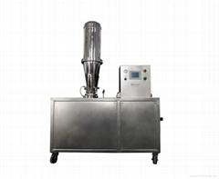 WBF-2 Multifunctional Fertilizer Pilling Granulation Coater Machine