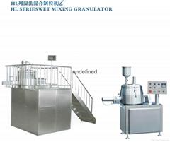 Fluid Bed Dryer HL Series 100Liters Wet Mixing Granulator 50Liters pharmaceutica