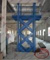 多層剪叉式昇降貨梯