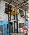 導軌鏈條式昇降貨梯