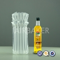 Air cushion bags security packaging for glass bottle